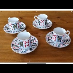 Tiffany &Co collectible tea/coffee set